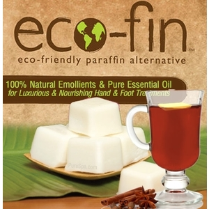 Eco-Fin™ Paraffin Alternative - Celebrate: Butter Rum Essence 1 Lb. Tray of 40 Cubes