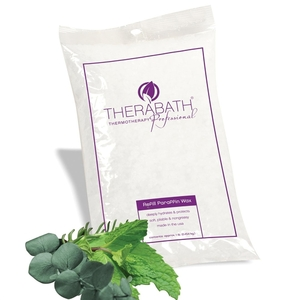 Therabath Paraffin Beads Eucalyptus Rosemary Mint 6 Lbs.