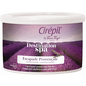 Cirepil Escale Provencale Wax - Lavender Strip Wax / 14 oz.