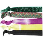Dye-Ties Cards - The Enchanter Collection 5 Hair Ties
