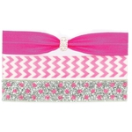 Dye-Ties Cards - Smitten Collection 3 Hair Ties