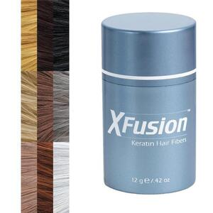 XFusion Keratin Fibers - Gray 0.42 oz.