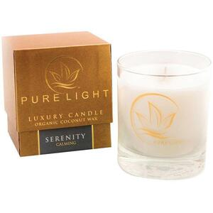 Pure Light Luxury Candle - Serenity 7.5 oz.