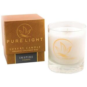 Pure Light Luxury Candle - Inspire 7.5 oz.