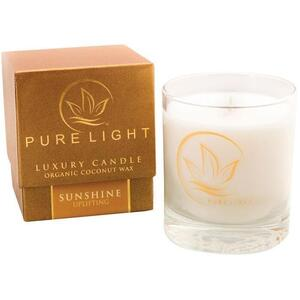 Pure Light Luxury Candle - Sunshine 7.5 oz.