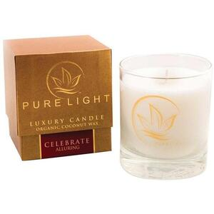 Pure Light Luxury Candle - Celebrate 7.5 oz.