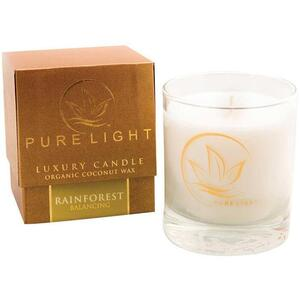 Pure Light Luxury Candle - Rainforest 7.5 oz.