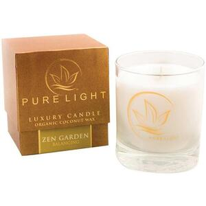 Pure Light Luxury Candle - Zen Garden 7.5 oz.