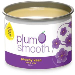 Plum Smooth Strip Wax - Peachy Keen 16 oz.