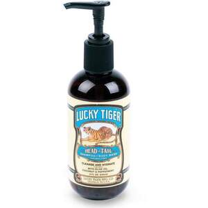 Lucky Tiger® - Men's Grooming Products - Head to Tail Shampoo & Body Wash 8 oz.