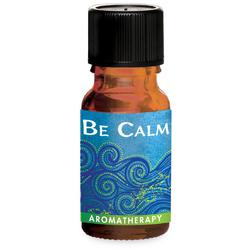 Pure-ssage Be Calm Essential Oil Blend 10 mL.