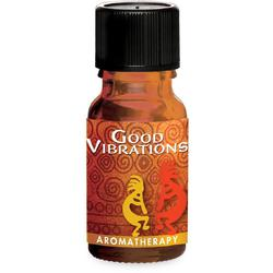 Pure-ssage Good Vibrations Essential Oil Blend 10 mL.