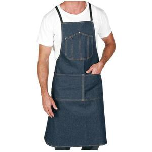 Betty Dain Denim Apron