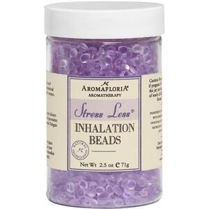 Aromafloria Stress Less Inhalation Beads 2.5 oz. - 71 grams