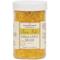 Aromafloria Sinus Help Inhalation Beads 2.5 oz. - 71 grams