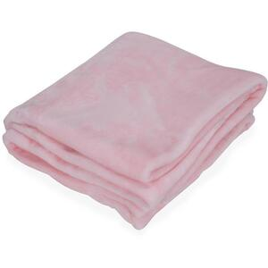 "Sposh Chelour Throw 58"" L x 60"" W - Pink"