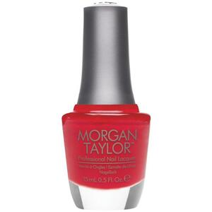 Morgan Taylor Nail Lacquer - Pretty Woman (True Red Creme) 0.5 oz.