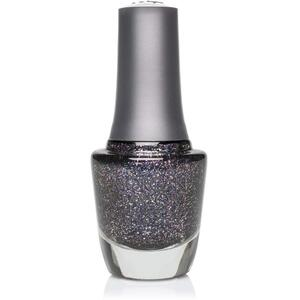 Morgan Taylor Nail Lacquer - Sapphires Rubies And Emeralds Oh My Nail Lac (Multi-Colored Jewel Toned Glitter) 0.5 oz.
