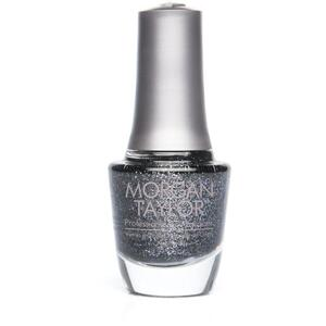 Morgan Taylor Nail Lacquer - Studs and Stilettos (Gunmetal Glitter) 0.5 oz.