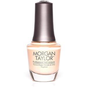 Morgan Taylor Nail Lacquer - New School Nude (Sheer Nude) 0.5 oz.