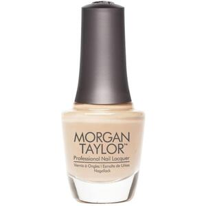 Morgan Taylor Nail Lacquer - Beach Babe (Soft Peach Shimmer) 0.5 oz.