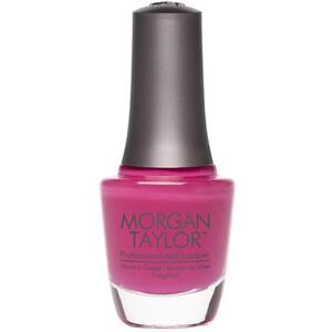 Morgan Taylor Nail Lacquer - Tropical Punch (Pink Creme) 0.5 oz.