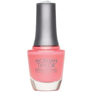 Morgan Taylor Nail Lacquer - My Kind Of Ball Gown (Rose Creme) 0.5 oz.