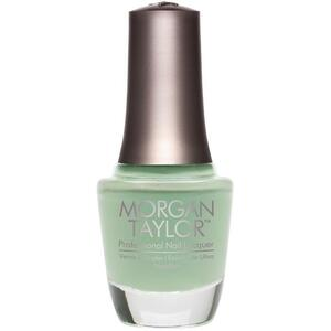 Morgan Taylor Nail Lacquer - Do You Harajuku? (Mint Green Creme) 0.5 oz.