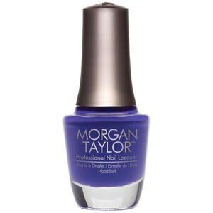 Morgan Taylor Nail Lacquer - Anime-Zing Color! (Dark Purple Creme) 0.5 oz.
