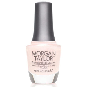 Morgan Taylor Nail Lacquer - Sugar Fix (Sheer Prismatic Pink Pearl) 0.5 oz.