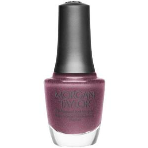 Morgan Taylor Nail Lacquer - All Wrapped Up (Purple Shimmer) 0.5 oz.