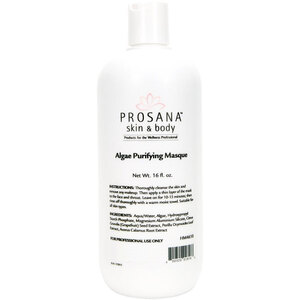 Prosana Spa Algae Purifying Masque 16 oz.