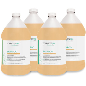 Complete Pro - Premium Club Shampoo - Green TeaLemongrass 4 Gallons