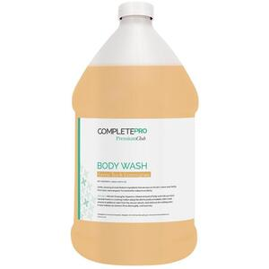 Complete Pro - Premium Club Body Wash - Green TeaLemongrass 1 Gallon