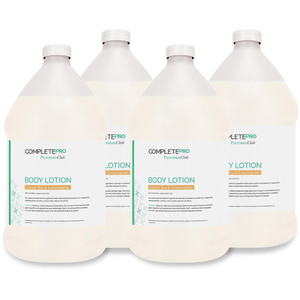 Complete Pro - Premium Club Body Lotion - Green TeaLemongrass 4 Gallons