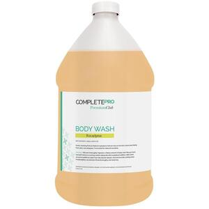 Complete Pro - Premium Club Body Wash - Eucalyptus 1 Gallon
