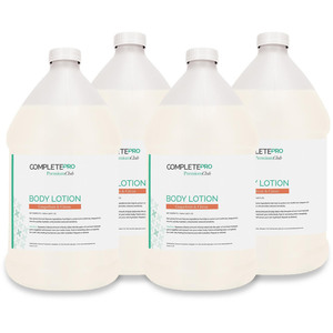 Complete Pro - Premium Club Body Lotion - GrapefruitCitrus 4 Gallons