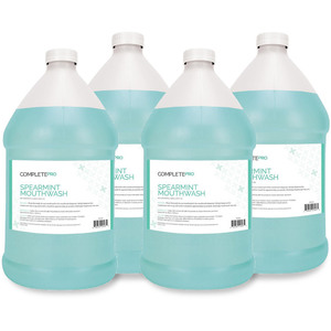 Complete Pro - Spearmint Mouthwash 4 Gallons