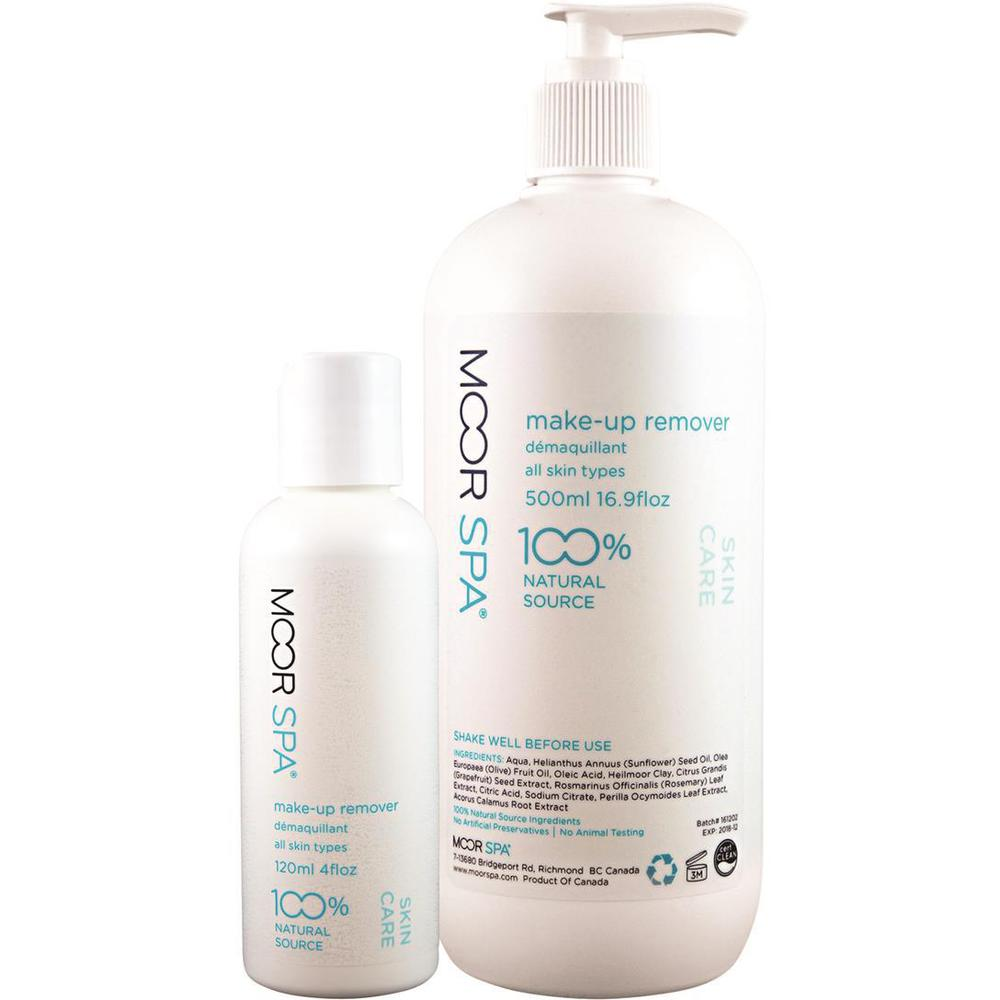 Moor Spa Eye Make-up Remover - A Quick and Easy Way To Remove Eye Makeup Including ...