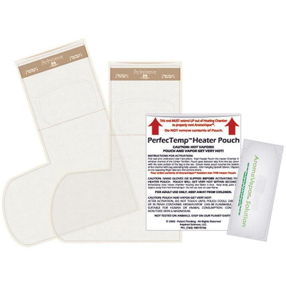 PerfectSense Nourishment+ Paraffin Feet Treatment / 36 Sets - Scent =  Neutral