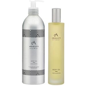 Absolute Aromas - Circulation Body Oil 500 mL.