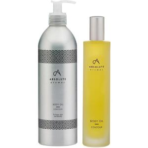 Absolute Aromas - Contour Body Oil 500 mL.