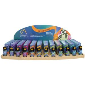 Absolute Aromas - Aromatherapy Essential Blends Display Package