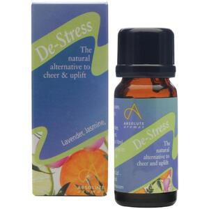 Absolute Aromas - De-Stress Aromatherapy Blend 10 mL.