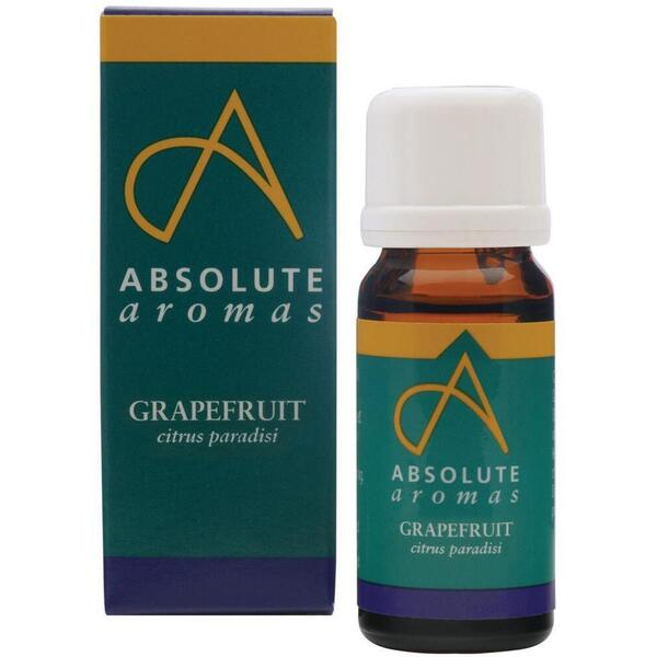 Absolute Aromas - Grapefruit Essential Oil 10 mL.