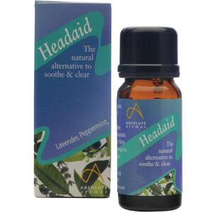 Absolute Aromas - Headaid Aromatherapy Blend 10 mL.