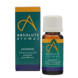 Absolute Aromas - Jasmine 5% Dilution Essential Oil 10 mL.