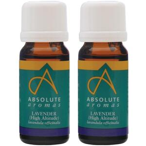Absolute Aromas - Lavender High Altitude Essential Oil 10 mL.