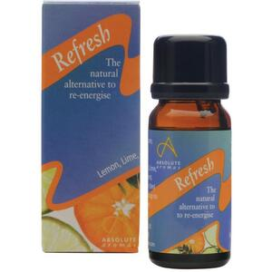 Absolute Aromas - Refresh Aromatherapy Blend 10 mL.