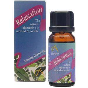 Absolute Aromas - Relaxation Aromatherapy Blend 10 mL.